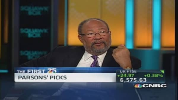 Parsons: CNBC 25 should include J.K. Rowling