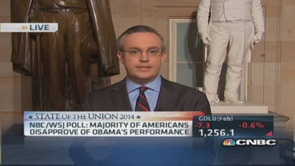 Tough political headwinds ahead for Pres. Obama