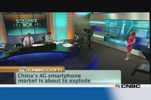 China 4G market to grow 1,500% this year: Report