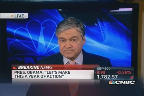 Harwood: Pres. Obama feels liberated