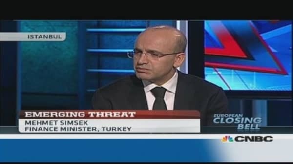 Turkey still politically 'stable': Minister