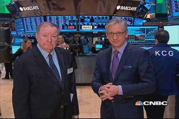 Cashin says 'hang onto your safety belts' after FOMC