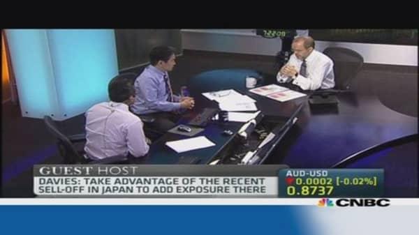 Take advantage of Nikkei rout: Pro