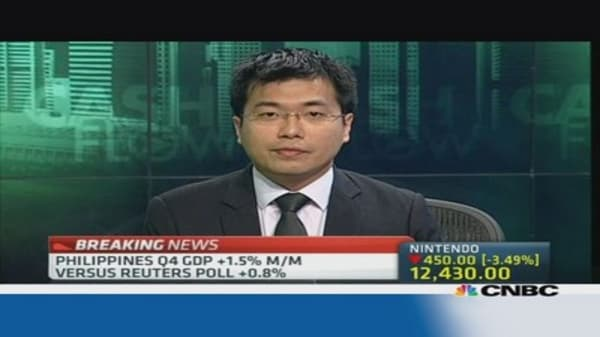 Philippines growth momentum intact: StanChart