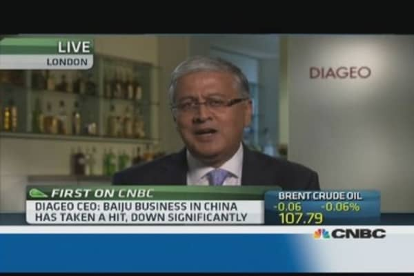 We have 'weathered' the emerging markets: Diageo CEO