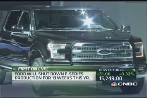 Ford's Hinrichs: Inventory will be OK