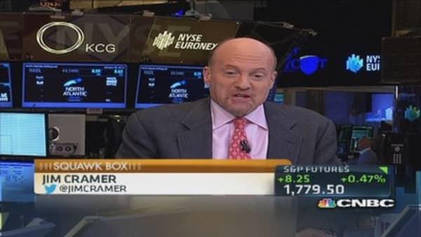 Cramer's stocks to watch: Facebook's 'amazing quarter'