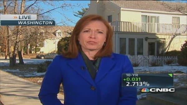 December pending home sales drop 8.8% YOY