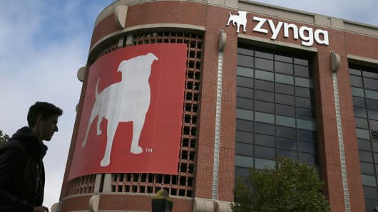 Zynga headquarters in San Francisco