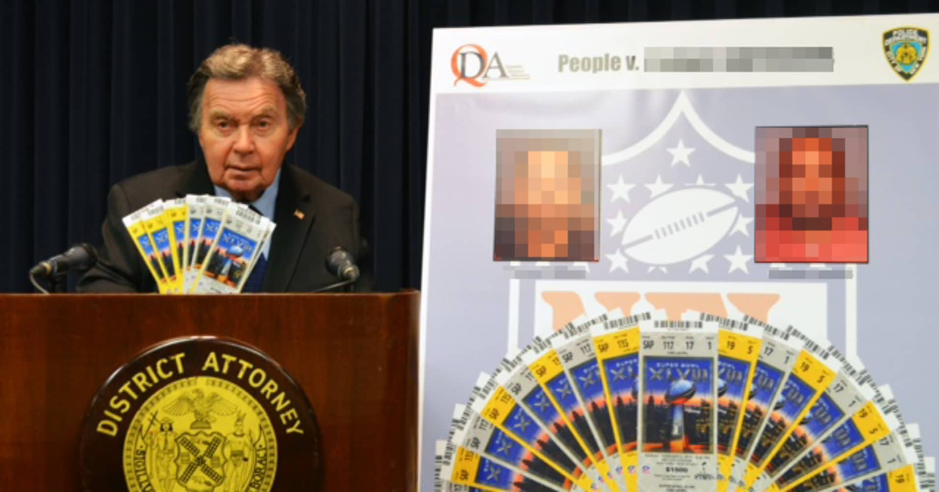 fake tickets and more counterfeiters try to cash in on the super bowl