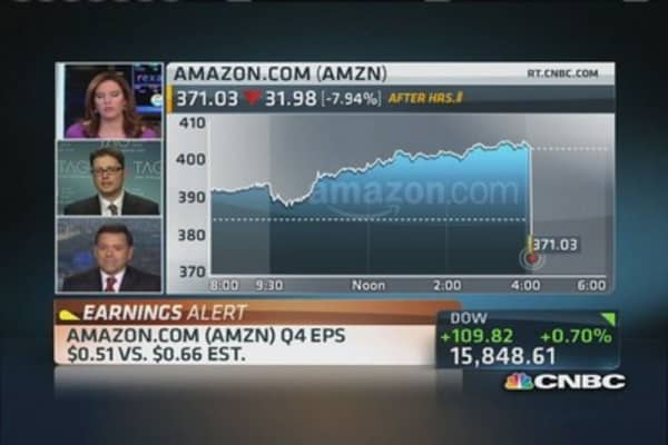 Analyzing Amazon's miss