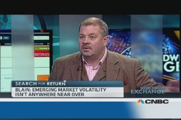 EM 'slaughter' dominating markets: Pro