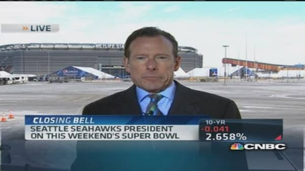 Seahawks Pres.: Winning Super Bowl is the pinnacle