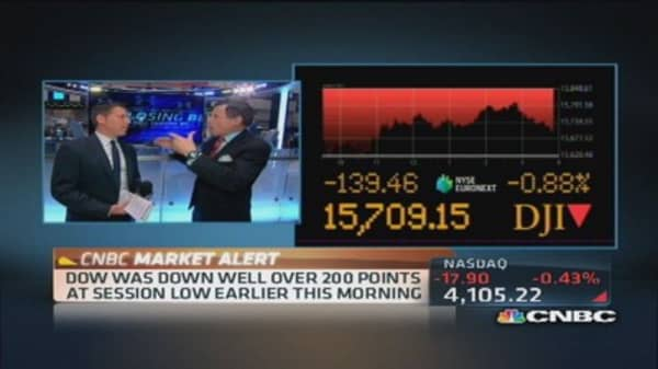 Don't rely on the January barometer: Darst