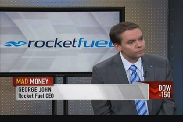 RocketFuel CEO: Google fantastic partner
