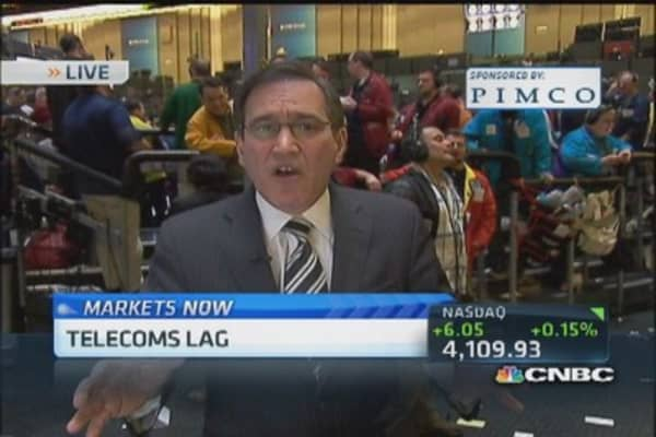 Santelli: Interest rates moving down on high-quality sovereign