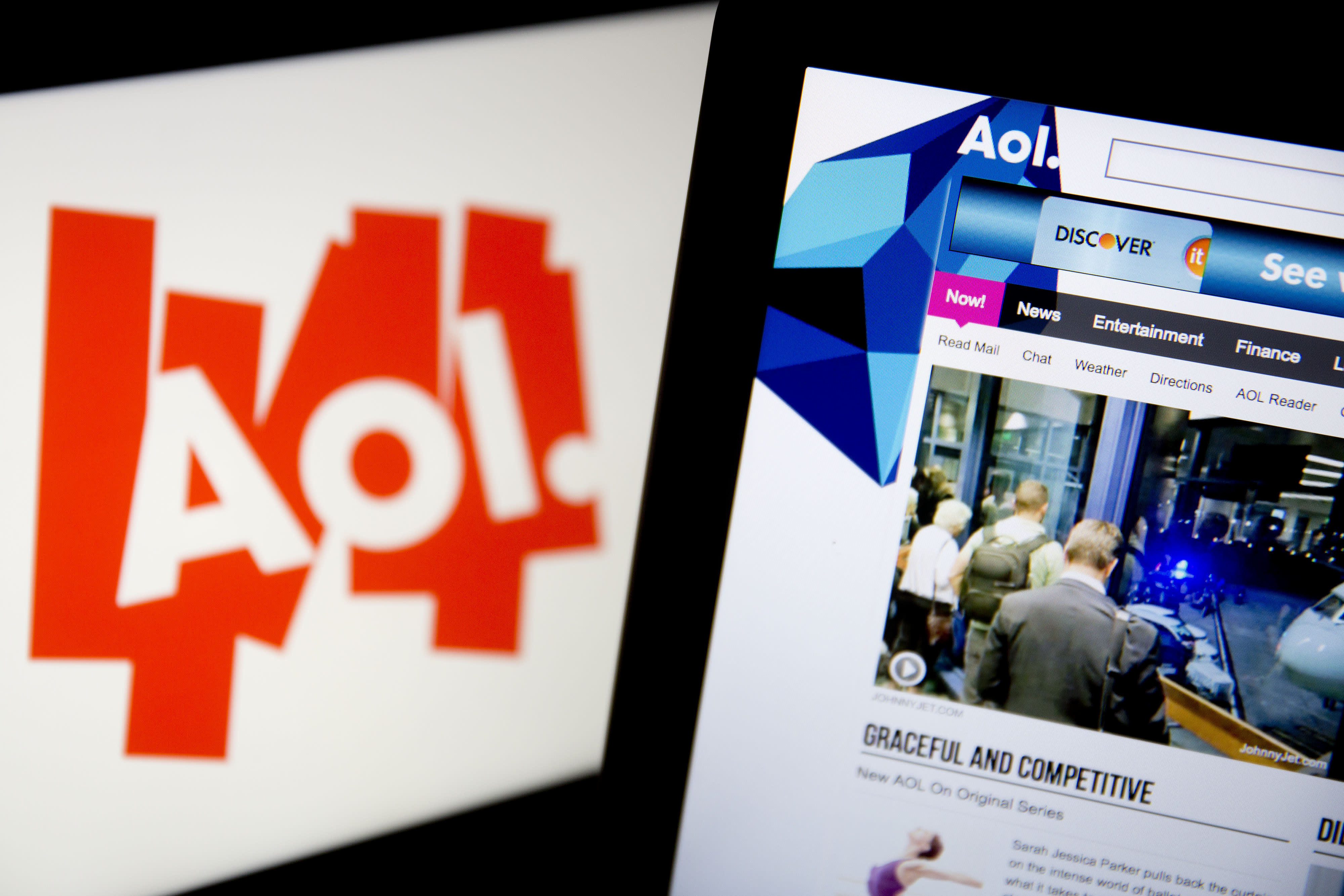 Aol Finance Stock Quotes Microsoft To Exit Addisplay Biz With Aol Deal