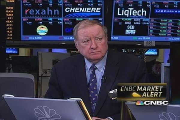 Cashin: Ten-year is the key, will send signals