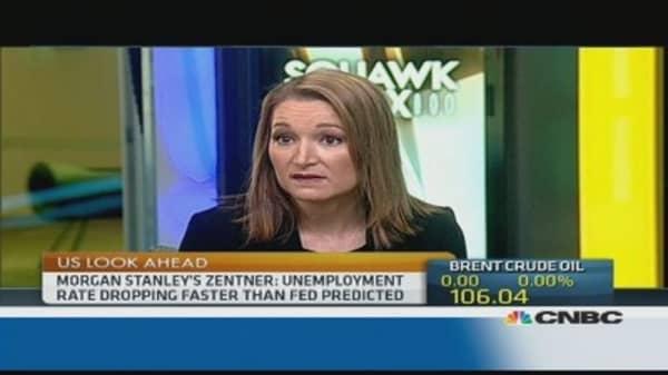 US unemployment could 'blow past' Fed's 6.5% target: Pro