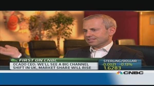 UK will become a mainstream market for Ocado: CEO