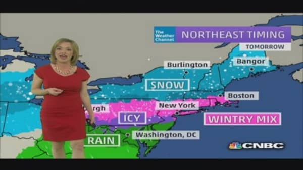 Midwest & Northeast brace for another snowstorm