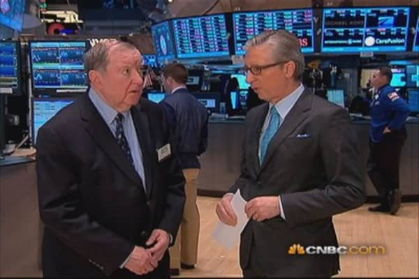 Cashin says market's rebound is 'halfhearted'