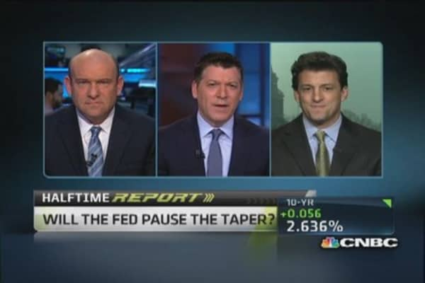 Fed may extend guidance: Liesman