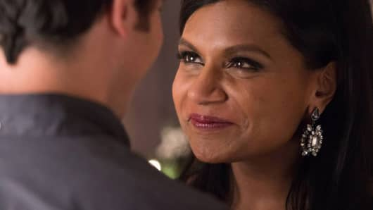 "Mindy Kaling in ""The Mindy Project"""