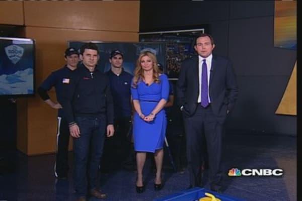 'Street Signs' curling team