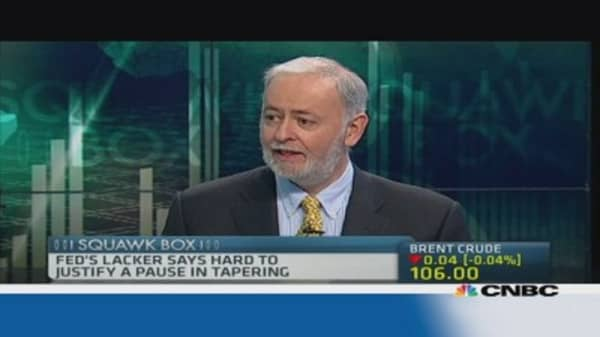 Why Jim Walker is surprised by Wall Street's rebound