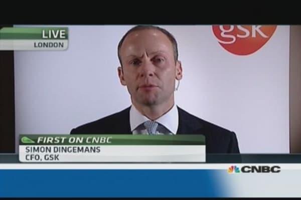 EMs still contributing 'across the board': GSK CFO