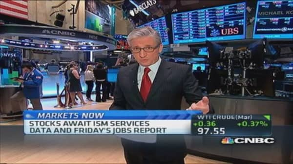 Pisani: Markets open mixed