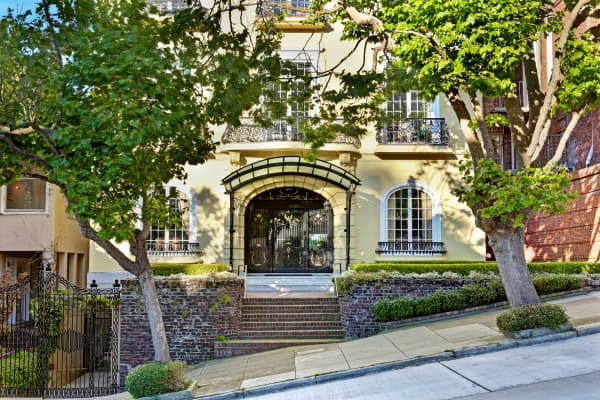 2820 Scott St., one of the most expensive houses listed in San Francisco