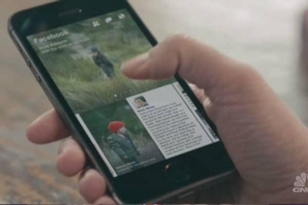 Tech Yeah! Facebook's new 'Paper' mobile app