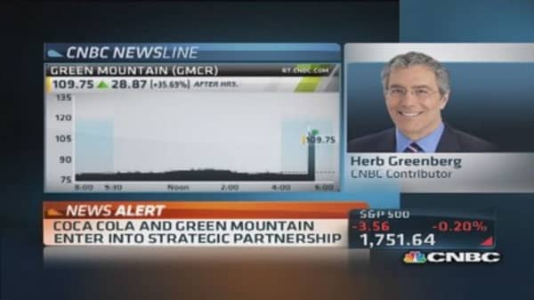 Green Mountain is deteriorating: Greenberg- Dani