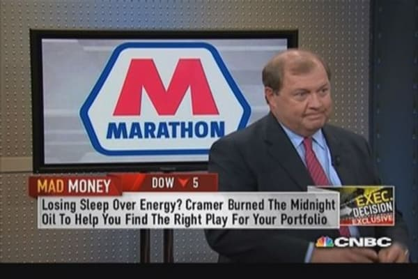 Marathon Petroleum CEO: Supporter of Keystone Pipeline