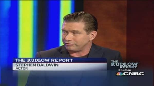 Stephen Baldwin: Addiction most dangerous disease