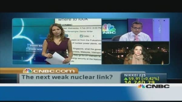 EM nuclear concerns rise, 3 years post-Fukushima
