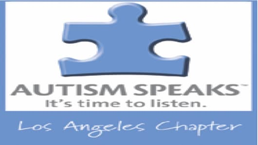 Autism Speaks Los Angeles Logo
