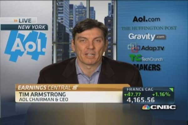 AOL CEO: We are not giving up on Patch