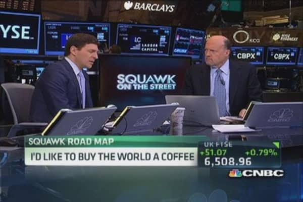 Cramer: Hats off to Coca-Cola