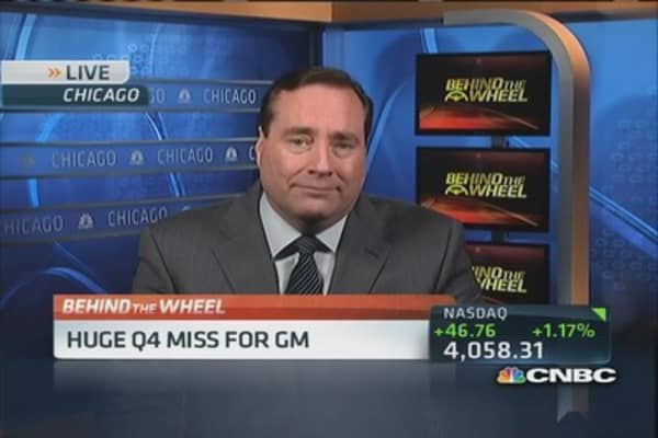 GM needs to be profitable around the world: Mary Barra