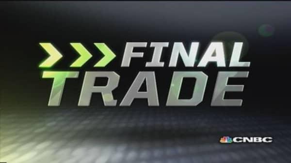 FMHR Final Trade: ASH, C, TIF & JPM
