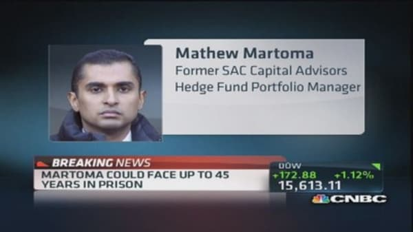Mathew Martoma's name change