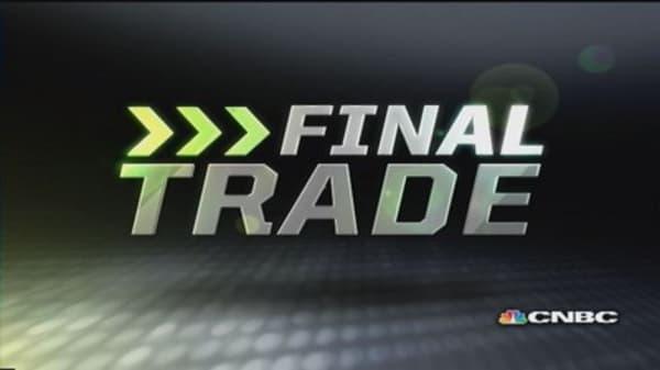 Fast Money Final Trade: SINA, GM, NKE &SLV