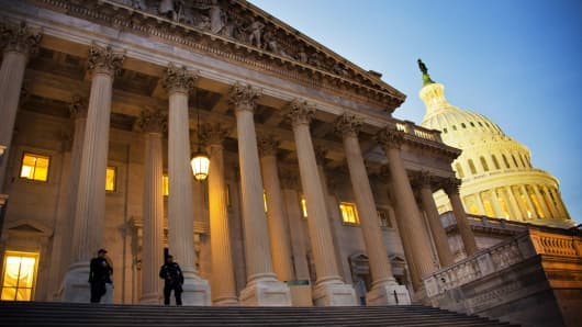 Chambers of the House of Representatives.