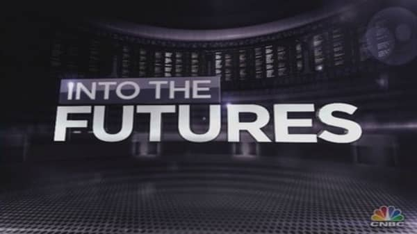 Into the Futures: Trading Yellen's Testimony