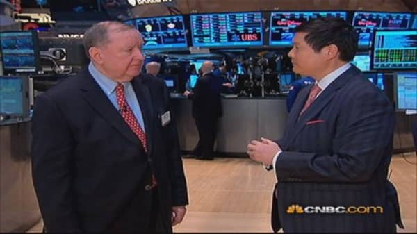 Cashin says this could tempt Fed to taper