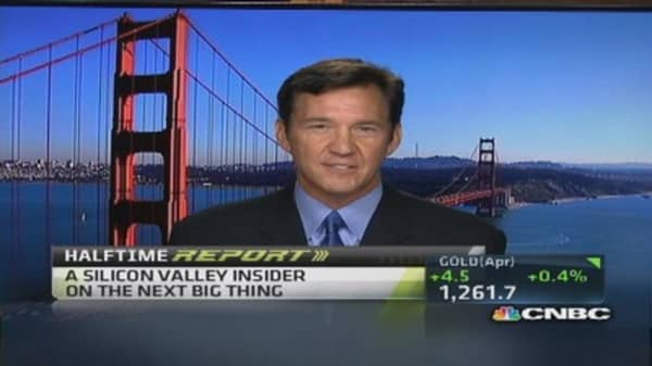 Silicon Valley insider on high growth tech stocks