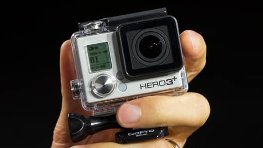 Wearable camera company GoPro to go public